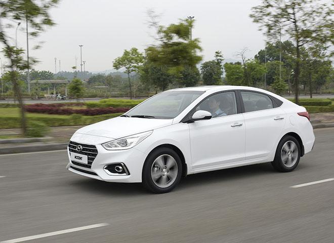 Bảng giá xe ôtô Hyundai Việt Nam cập nhật tháng 5/2018 - 1