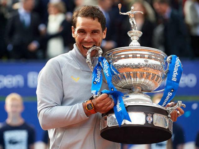 """Nadal đấu Madrid Masters: Vua đất nện về nhà, """"cân"""" cả thế giới"""