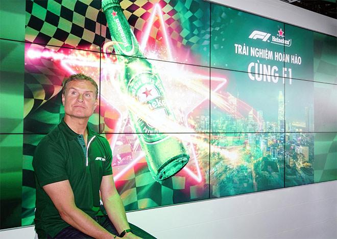 Huyền thoại David Coulthard nóng lòng mang trải nghiệm F1 đến người hâm mộ Việt Nam - 1