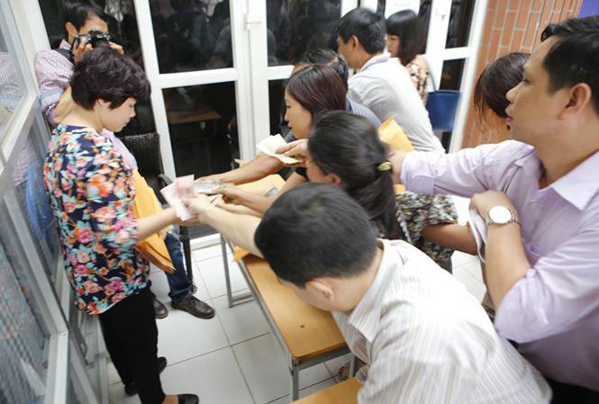 Tuyển sinh lớp 6 tại Hà Nội: Học sinh không cần luyện thi - 1