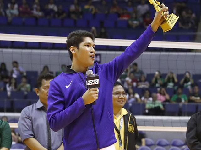 Sinh viên Philippines lập kỳ tích bóng chuyền thế giới: Lịch sử chỉ kém 4 người