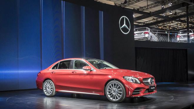 Bảng giá xe ôtô Mercedes-Benz Việt Nam cập nhật tháng 5/2018 - 1