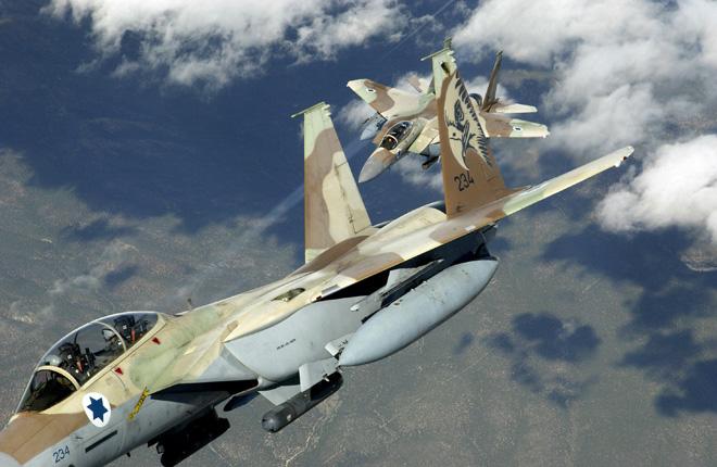 Israel giả dạng chiến đấu cơ Mỹ tấn công Syria, khiến Nga im lặng? - 1