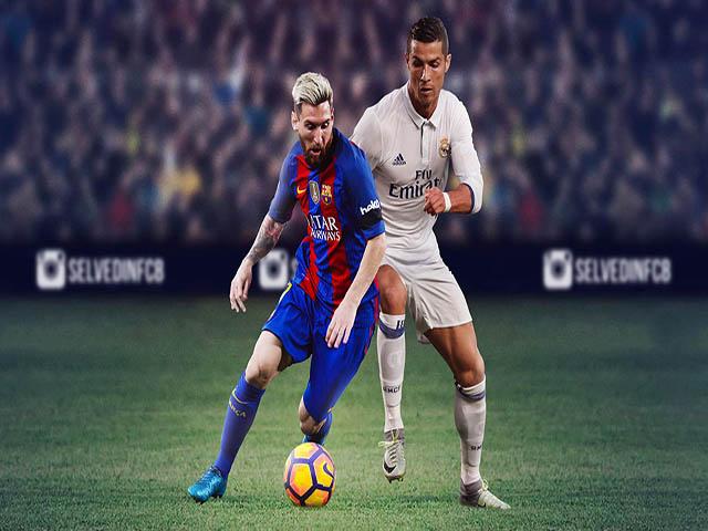 La Liga trước vòng 36: Tâm điểm Siêu kinh điển, Messi sợ vắng Ronaldo