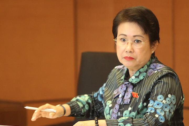 Cách hết chức vụ Đảng, đề nghị bãi nhiệm ĐBQH bà Phan Thị Mỹ Thanh - 1