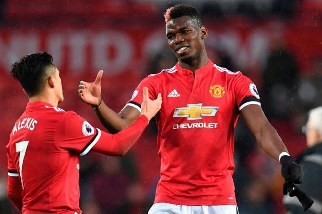 Brighton – MU: Pogba & Sanchez hưng phấn, Mourinho ra chiêu mới - 1
