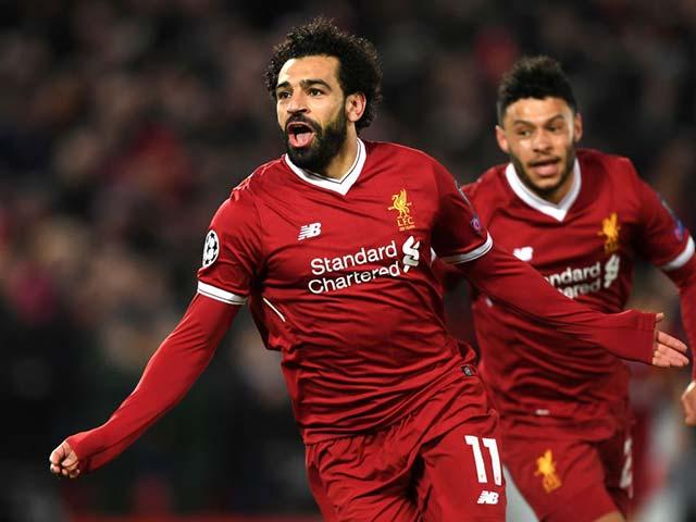 Liverpool đấu Real Cúp C1: Salah gặp trở ngại bất ngờ, khó thắng Ronaldo