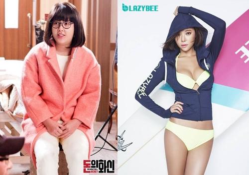 """9 người đẹp Hàn """"lột xác"""" ngoạn mục nhờ giảm cân - 1"""