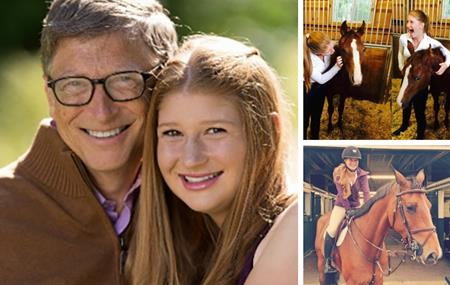 Bill Gates chi 360 tỷ chỉ để mua quà mừng tốt nghiệp cho cô gái này - 1