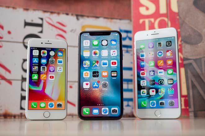 Apple độc chiếm Top 4 smartphone bán chạy nhất thế giới trong quý 1 - 1