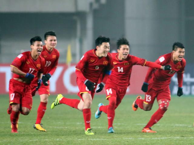 Lịch thi đấu bóng đá đội tuyển Việt Nam - vòng chung kết Asian Cup 2019