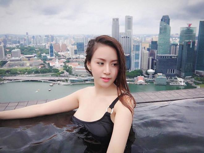 """""""Bà Tưng"""" Huyền Anh chia tay bạn trai U40 sau 1 năm mặn nồng - 1"""