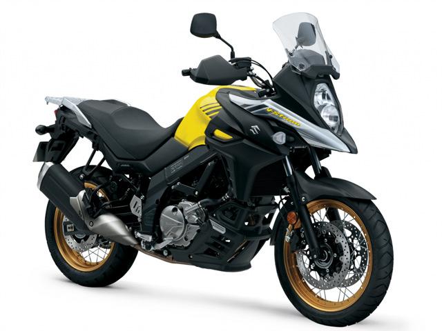 """Suzuki V-Strom 650 XT sẽ ra mắt tháng 7, """"dọa nạt"""" Kawasaki Versys 650"""
