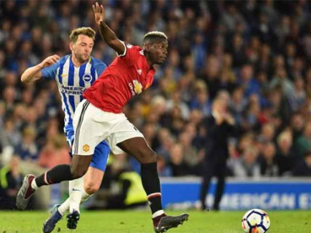 """Pogba làm Mourinho ngán ngẩm: Chói lóa derby, tệ hại trước """"tí hon"""""""