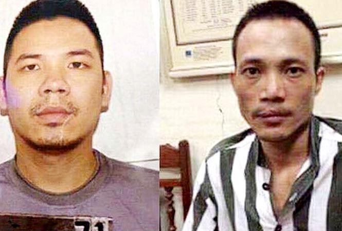 Truy tố 3 cán bộ Trại tạm giam T16 để 2 tử tù trốn trại - 1