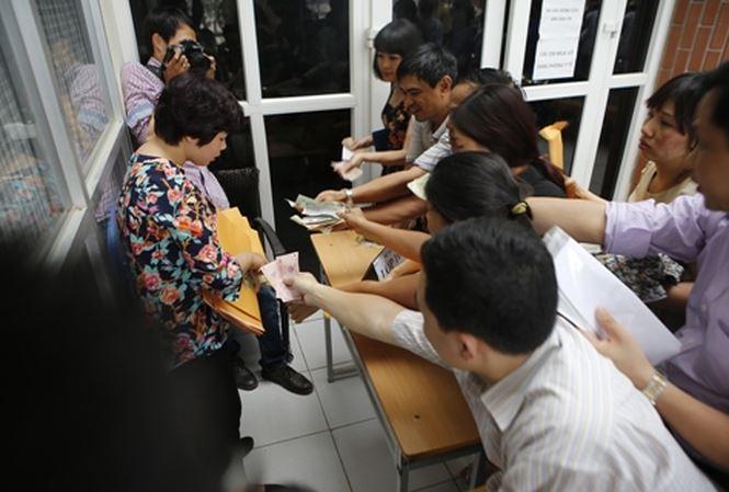 Tuyển sinh đầu cấp Hà Nội: Trường tư thục 'vượt rào' chấp nhận phạt - 1
