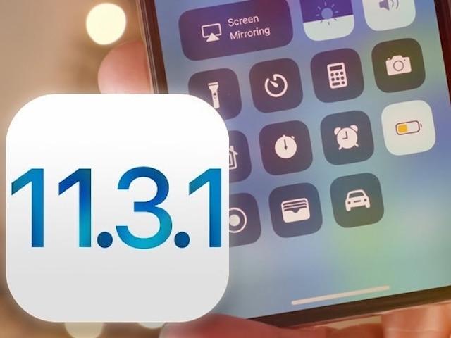 Apple ngay lập tức chặn người dùng quay trở lại iOS 11.3