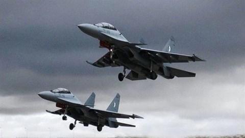 """Tiết lộ """"sốc"""", chiến đấu cơ Nga suýt bị không quân Israel bắn rơi - 1"""