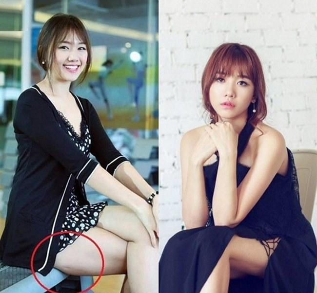 Hari Won từng là sao Việt nhận nhiều lời chê trách của người hâm mộ khi không thể giảm cân trong thời gian rất dài, gây ảnh hưởng tới hình ảnh của chính cô.