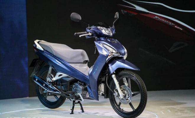 Bảng giá xe máy Honda tháng 5/2018: Ra tân binh, giá tăng nhẹ - 1