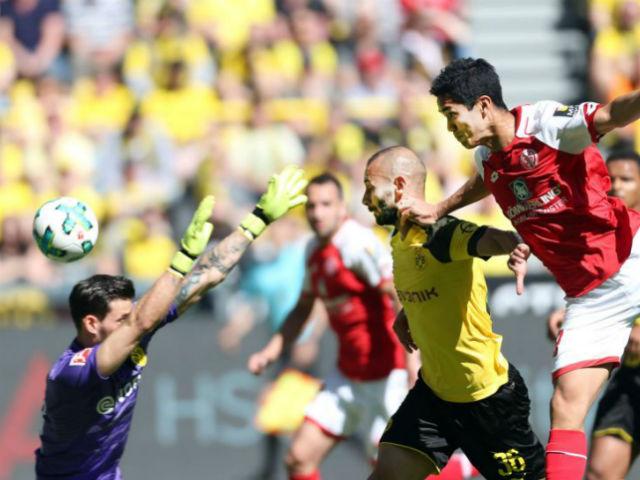 Video, kết quả bóng đá Dortmund - Mainz: Định đoạt thần tốc, 3 bàn 16 phút