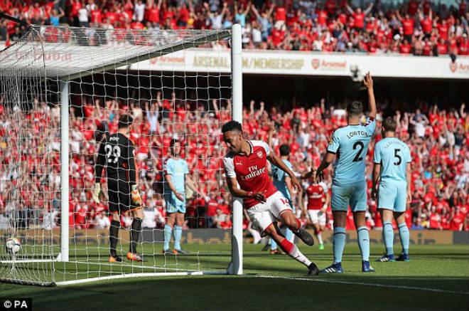 Arsenal - Burnley: Đại tiệc 5 SAO, Wenger nhận quà to - 1