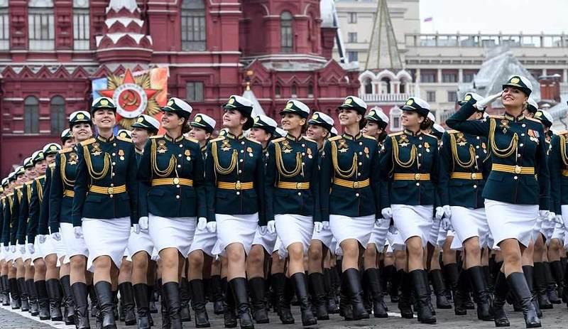 Ngàn binh hùng tướng mạnh Nga phô diễn sức mạnh Ngày Chiến thắng - 1