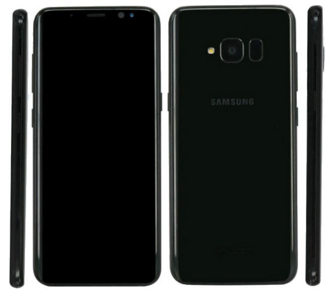 Samsung Galaxy S8 Lite lộ diện, cấu hình đáng nể - 1