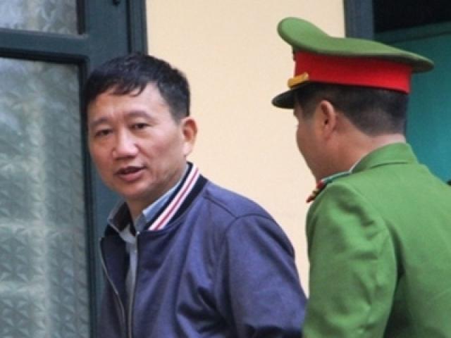Trịnh Xuân Thanh bất ngờ rút đơn kháng cáo, vắng mặt tại tòa - 1