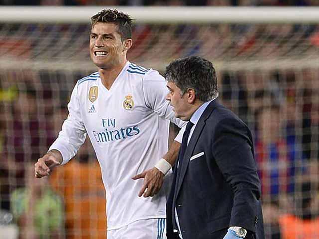 Thuyết âm mưu: Pique - Barca chặt chém Ronaldo, cản Real đoạt cúp C1?