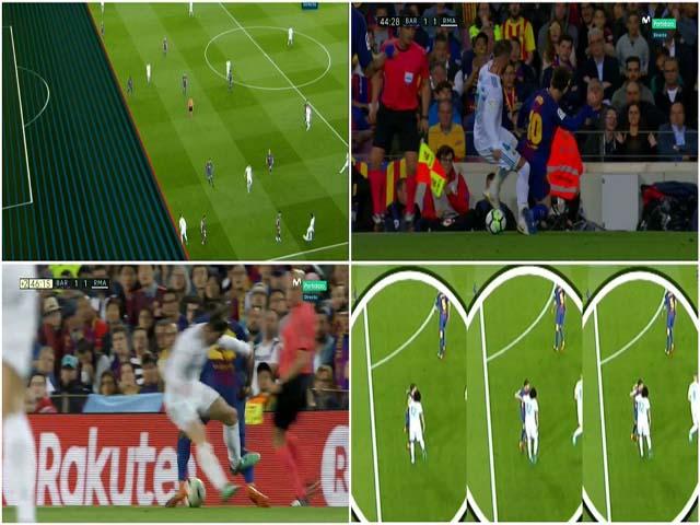 Siêu kinh điển: Báo thân Real vạch 7 tội trọng tài, Messi đáng bị đuổi