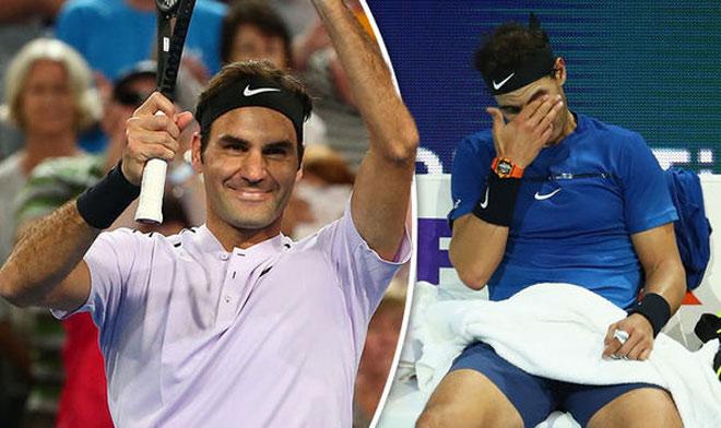 Bảng xếp hạng tennis 7/5: Federer cán mốc chói lọi, Nadal phải chờ 200 tuần - 1