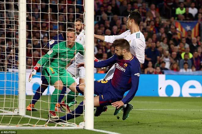 """Góc chiến thuật Barca - Real: Phá sản mọi kế hoạch vì """"siêu nhân"""" - 1"""