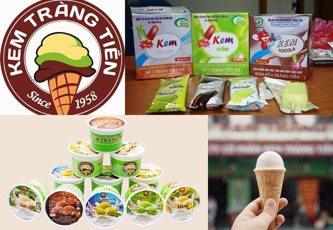 Khám phá 5 thương hiệu kem nổi tiếng và lâu đời nhất Hà Nội - 1