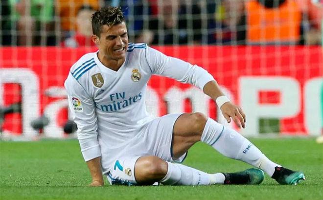"""Ronaldo bỏ dở Siêu kinh điển: Ngọn nến trước gió, World Cup dễ """"tắt"""" - 1"""