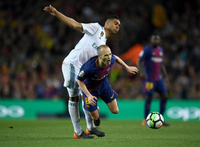 Tin HOT bóng đá tối 7/5: Sao Real hạ thấp Barca, chê Liga không bằng cúp C1 - 1