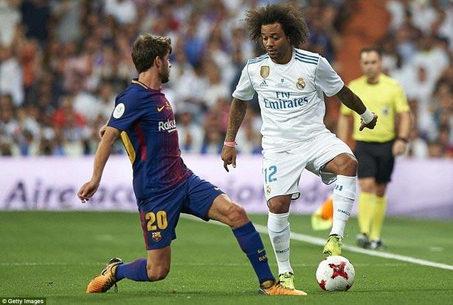 """""""Đại ca"""" ở Real Madrid: Marcelo, không chỉ là vũ điệu mê hoặc - 1"""