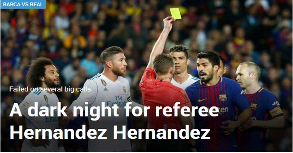 Siêu kinh điển: Báo chí châm chọc Ronaldo không cản được Barca - Messi bất bại - 1