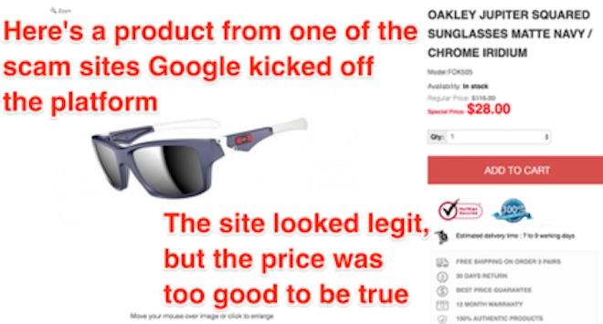 """Nhân viên bị lừa đảo bởi cửa hàng """"ma"""", Google ráo riết mở cuộc điều tra lớn - 1"""