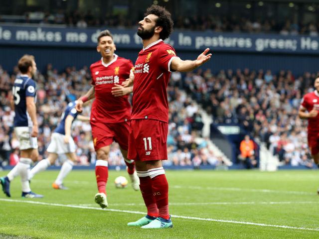 """""""Vua Ai Cập"""" Salah tịt ngòi 3 trận: Liverpool báo động đỏ, Real - Ronaldo hí hửng"""