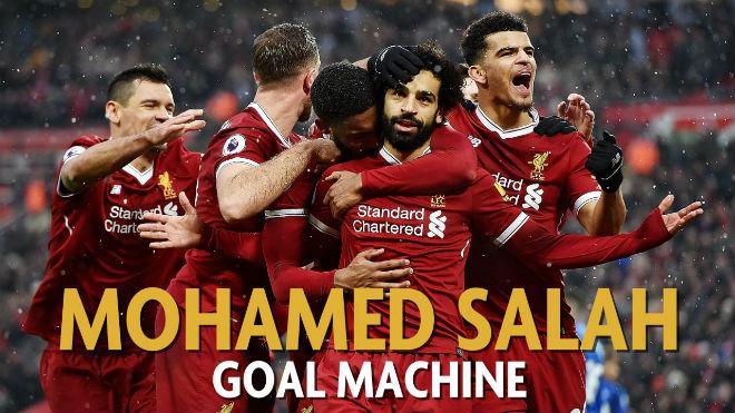 """""""Vua Ai Cập"""" Salah tịt ngòi 3 trận: Liverpool báo động đỏ, Real - Ronaldo hí hửng - 1"""