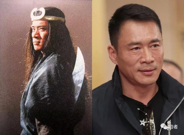 """Cảnh Võ Tòng đánh hổ thật trong Thủy Hử 1998 """"lộ"""" bí mật hậu trường - 1"""