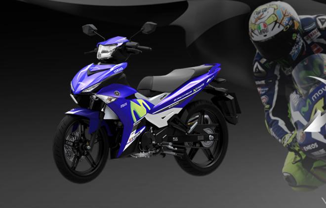 Bảng giá xe Yamaha tháng 5/2018: Xe chủ lực tăng giá - 1