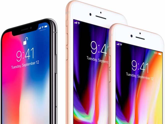 iPhone X không có cửa sánh với iPhone 8, đây là nguyên nhân - 1