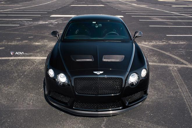 Siêu xe nhà Bentley được lên đời bộ mâm hàng hiệu 3000 USD - 1