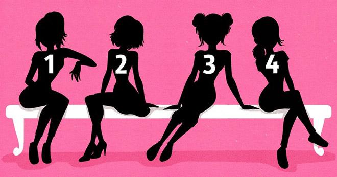 Bức hình 4 cô gái này, ai là người thành đạt nhất - 1