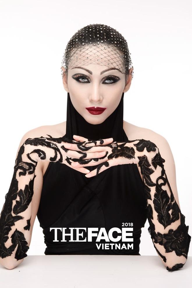 Võ Hoàng Yến trở thành huấn luyện viên The Face 2018 - 1