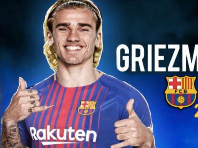 """Barca đón Griezman 100 triệu euro: """"Vua"""" Messi gật đầu, áo số 7 đợi sẵn"""