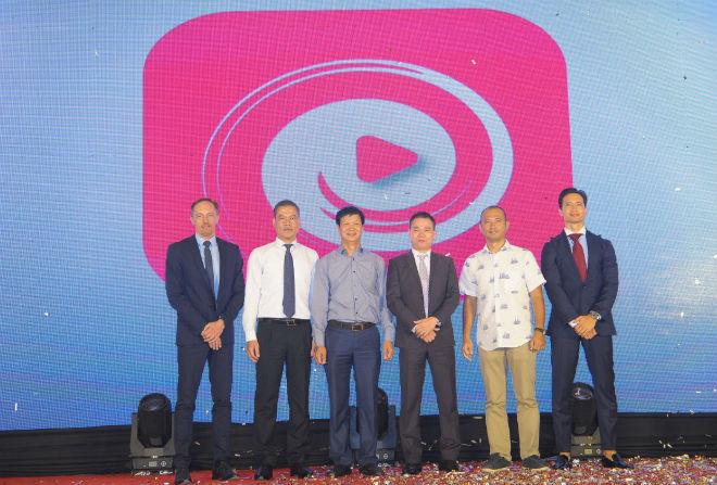 Công bố phát sóng các giải thể thao chuyên nghiệp Việt Nam trên VTVcab - 1