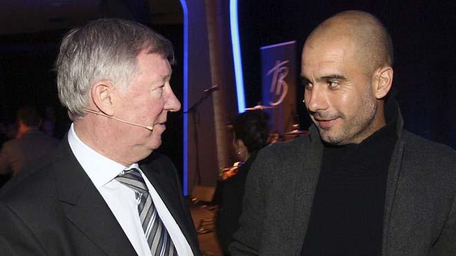 """Cú sốc MU: Sir Alex trước khi nhập viện, """"tiếp cận"""" Pep thay Mourinho? - 1"""
